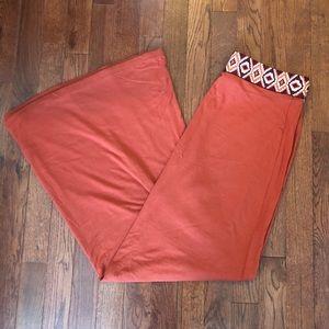 Maxi shirt with elastic waist detail